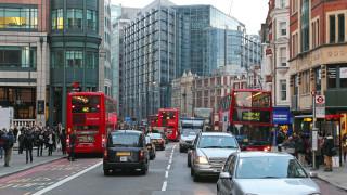 Икономиката на Великобритания се срина с 20%