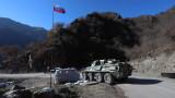 Армения предаде още една територия на Азербайджан край Карабах