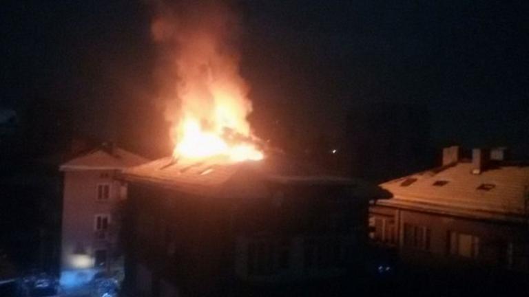 Жена почина при пожар в Добрич