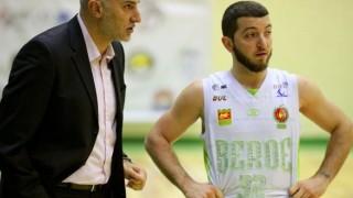 Деян Карамфилов се завърна в Берое