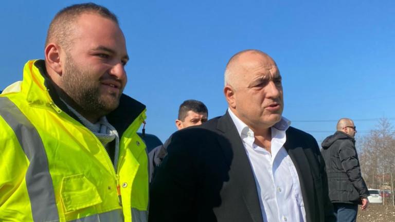 Премиерът на България Бойко Борисов е в Пловдив. Той посети