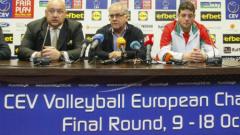 10 млн. от държавата за волейболния Мондиал