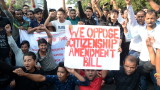 Полицията в Индия с крути мерки срещу протестиращи против закона за гражданството