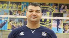 Лазар Лазаров: Можем да се борим с отбори от класата на ВакъфБанк