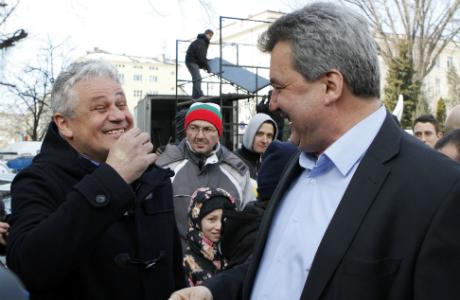 Стойчо: Искам да остана в историята на Левски