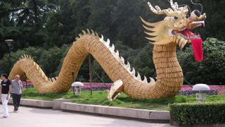 Китайската икономика след Олимпийските игри