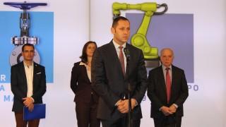 Износът на машини е с 12% ръст и възлиза на 3,8 млрд. евро