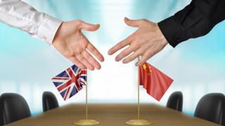 Великобритания готви търговска сделка с Китай след Brexit