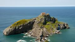 Гастелугаче - чаровният малък остров в Страната на баските