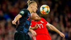 Уелс и Хърватия не се победиха в Кардиф