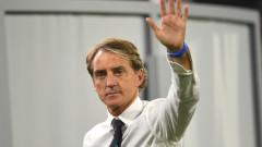 Роберто Манчини: Англия заслужава да е на финала на Евро 2020