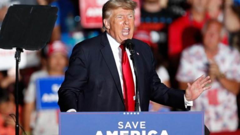 Тръмп: Байдън убива икономиката с инфлация
