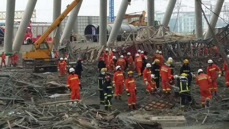 Двама ранени при експлозия в китайски химически завод