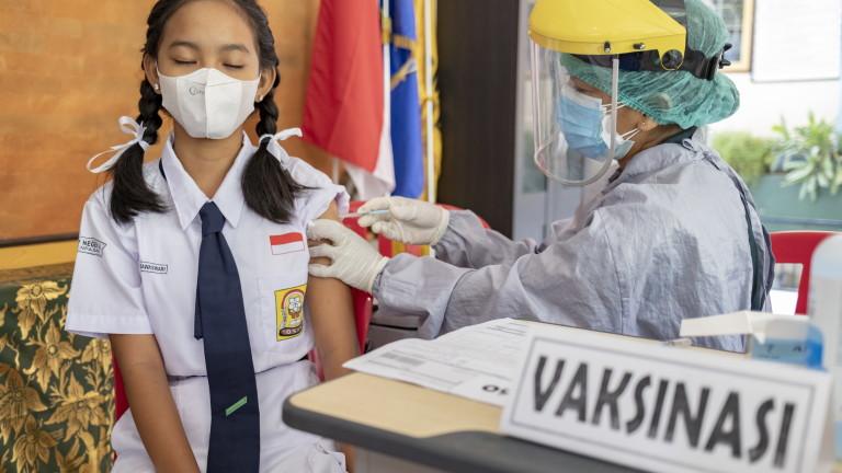 Индонезия счупи рекорда за заразени и починали от COVID-19