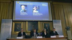 Американец и французин си поделят Нобеловата награда за физика