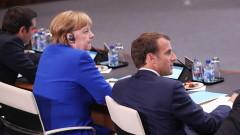 Отслабването на НАТО ще струва по-скъпо, вярва Макрон