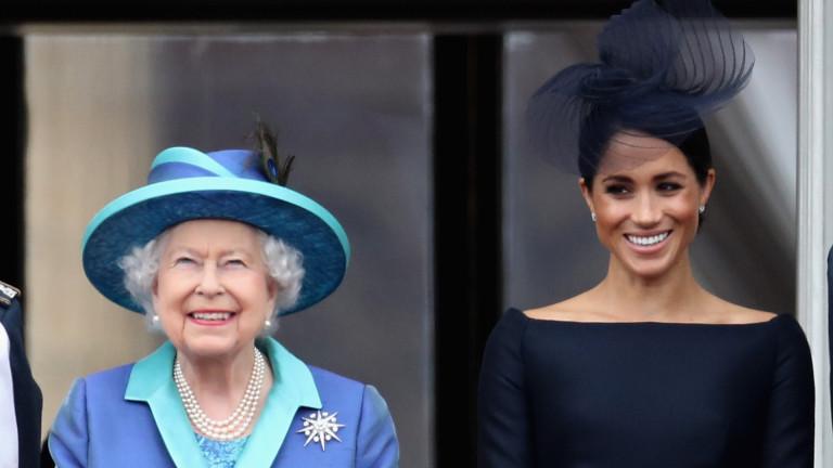 Меган Маркъл и новите правила на кралицата