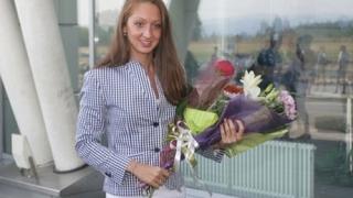 Нина Рангелова подобри нов национален рекорд