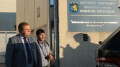 Полфрийман излиза от Бусманци, но без паспорт