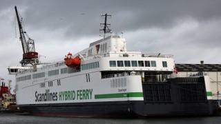 Спряха фериботите между Дания и Германия поради заплаха