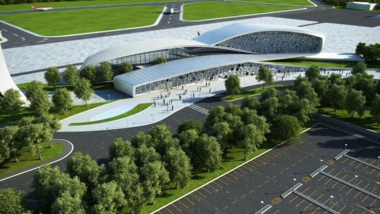 Албания усилено се подготвя за своето второ международно летище. Аеропортът