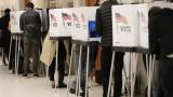 Около 49% избирателна активност на вота в САЩ