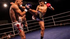 Легенда на бойните спортове със семинар в София