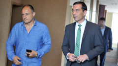 Петричев се ядоса: Няма да коментирам пред медиите случващото се с Мисиджан