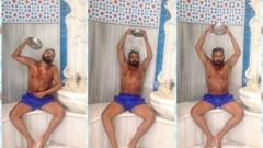 Азис влезе в турска баня (СНИМКИ)
