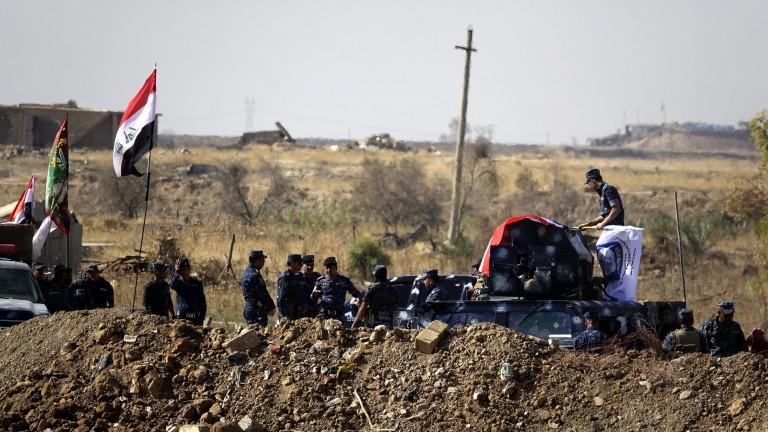 Иракските власти заявяват, че са поели контрол над пътищата и