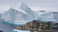 Безпрецедентно топене на ледената шапка на Гренландия