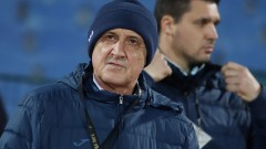 Делио Роси казва за селекцията и подготовката в понеделник