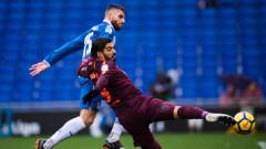 Еспаньол и Барселона завършиха наравно 1:1