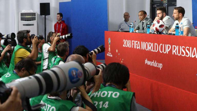 Селекционерът на английския национален отбор Гарет Саутгейт сподели очакванията си