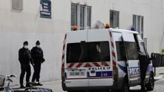 Объркване относно самоличността на нападателя със сатър от Париж