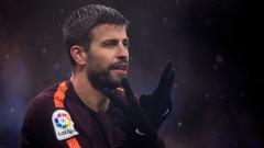 Барселона остана без централни защитници за мача с Хетафе