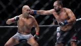 Багата се би достойно срещу Дос Сантос, но загуби дебюта си в UFC