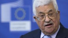 """Абас се закани за """"безпрецедентни стъпки"""" за обединение на Палестина"""
