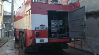 Гори цех във Войводиново, няма ранени