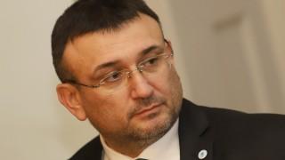 Младен Маринов призова младите полицаи да трупат опит от Интерпол