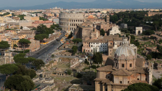 Рим - магия и тарапана (СНИМКИ)