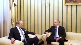 Грузинския премиер ни благодари за подкрепата за ЕС и НАТО
