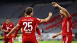 Невероятен, фантастичен, бомбастичен и магичен: Левандовски спаси Байерн (Мюнхен) с 4 гола!