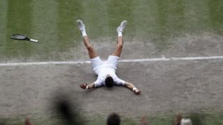 """Новак Джокович триумфира за шести път на """"Уимбълдън"""""""