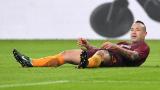 Напрежение в Рома: Раджа Наинголан размаха пръст на Един Джеко!
