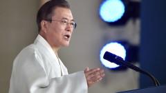 Мун Дже-ин подаде ръка и предложи Южна Корея и Япония да спрат търговския спор