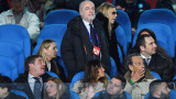 Де Лаурентис: Футболът в Италия може да се върне различен, но най-важно е здравето