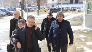 """Малинов внесе документите на """"Русофили за възраждане на отечеството"""" в ЦИК"""