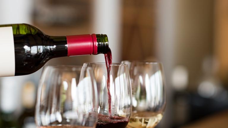 Снимка: 4,1 милиарда повече бутилки вино ще бъдат произведени през 2018 година