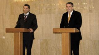 Калфин се срещна с външния министър на Кипър
